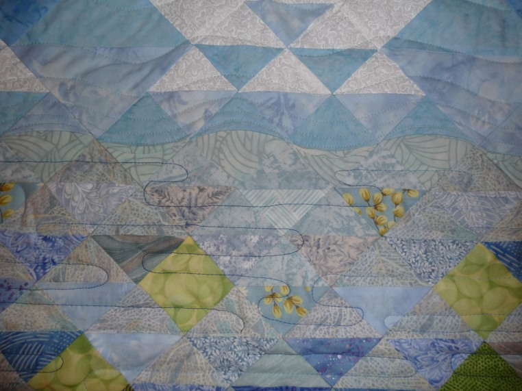 I Choose the Deep Blue Sea, Detail