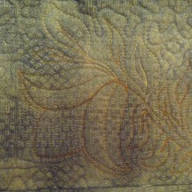 Untitled 1995, Quilting Detail