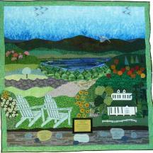 Jim's Quilt, Commission