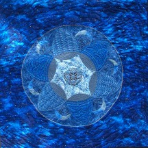 Blue Planet Mandala