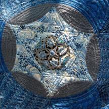 Blue Planet Mandala, Detail
