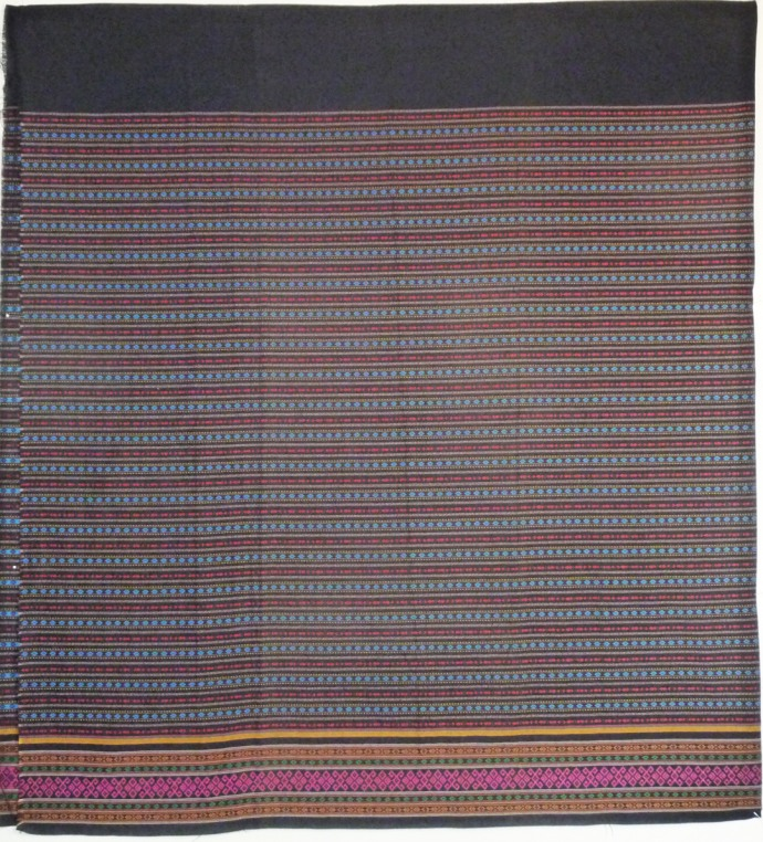 Multicolor diamond pattern sarong, Cotton